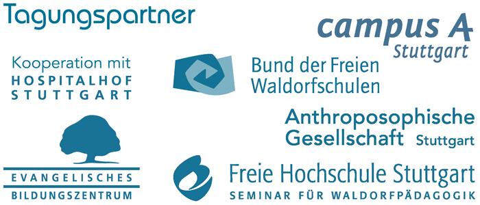 Logos von Tagungspartnern